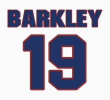 National Hockey player Doug Barkley jersey 19 by imsport