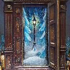 Christmas in Narnia by illustore