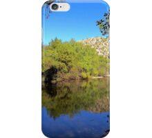 Lake Sabino iPhone Case/Skin
