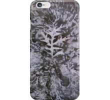oak grey iPhone Case/Skin