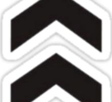liam's arrows Sticker