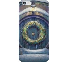 Hobbit's Christmas iPhone Case/Skin