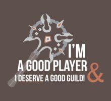 World of Warcraft Guild Horde by mioneste