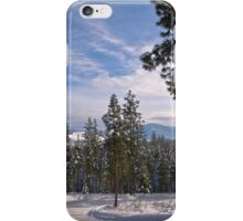 February at Home iPhone Case/Skin