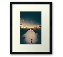 Why move Framed Print