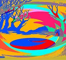 Tree Reverie by Chelsea Kerwath