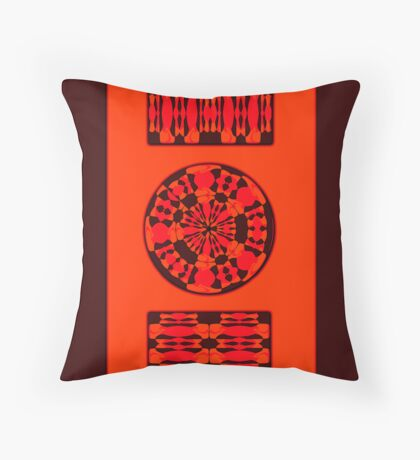 Cryptic Strategy Throw Pillow