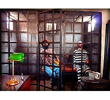 Historic Jailhouse Photographic Print