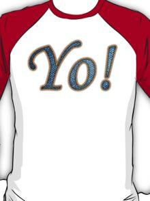 YO Jeans & Rope T-Shirt