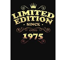 Limited edition since 1975 Photographic Print