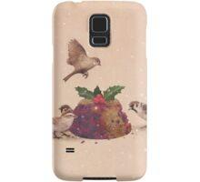 Christmas Pudding Raid  Samsung Galaxy Case/Skin