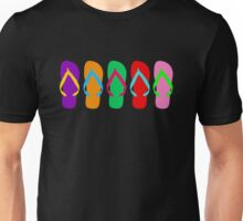 summer thongs Unisex T-Shirt