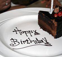 Happy Birthday by Christian  Zammit