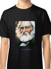 Henry Wadsworth Longfellow, American Poet Classic T-Shirt