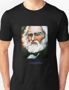 Henry Wadsworth Longfellow, American Poet T-Shirt