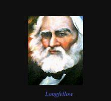 Henry Wadsworth Longfellow, American Poet Unisex T-Shirt