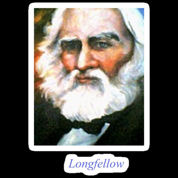 Henry Wadsworth Longfellow, American Poet by Barbara Sparhawk
