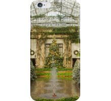 Gingerbread Trees  iPhone Case/Skin