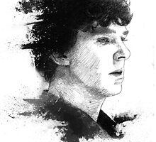 Sherlock Holmes by addigni