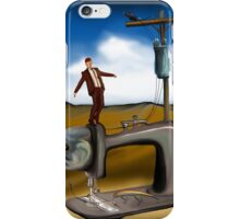 The Raven of the Salesman iPhone Case/Skin