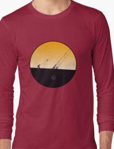 threadneedle community 04 : crane Long Sleeve T-Shirt