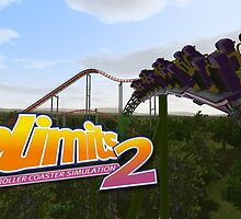 NoLimits 2 (Coaster Simulator) - Python by Coasterfan312