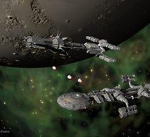 Orbital Investigation at Minos Gamma by whiskeysierra