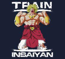 Train insaiyan - Broly by BeastStudios