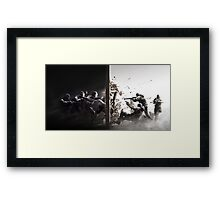 Gamer Framed Print