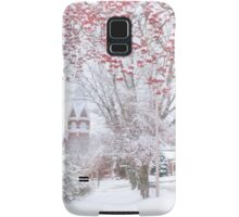 Dreaming of a White Christmas Samsung Galaxy Case/Skin