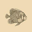 Retro fish by Alexzel