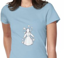 corn husk doll Womens Fitted T-Shirt