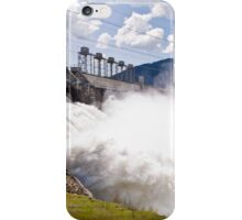 June Water Over the Dam iPhone Case/Skin