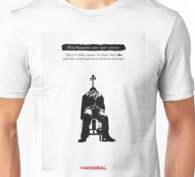 Hannibal - Fromage Unisex T-Shirt