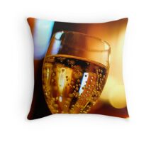 Cheers All! Throw Pillow