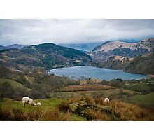 Welsh Countryside Photographic Print