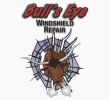 Bull's Eye by steini