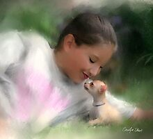 Tender Moments by Carolyn Staut