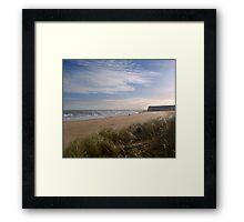 Joss bay Framed Print