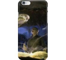 Yewll Trys to Take Out The Keys iPhone Case/Skin