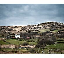 Welsh Farm in the Country Photographic Print