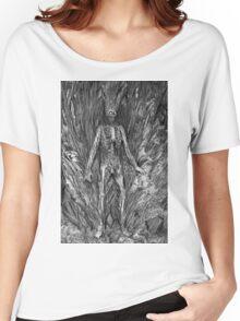 BECOMER Women's Relaxed Fit T-Shirt