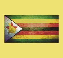 Zimbabwe - Vintage One Piece - Short Sleeve
