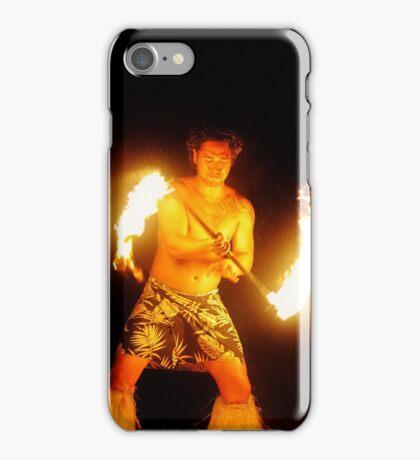 A Night in Rarotonga iPhone Case/Skin