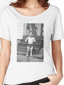 Poor Jonny Women's Relaxed Fit T-Shirt
