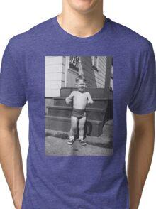 Poor Jonny Tri-blend T-Shirt