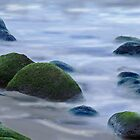 Misty stones by Kofoed