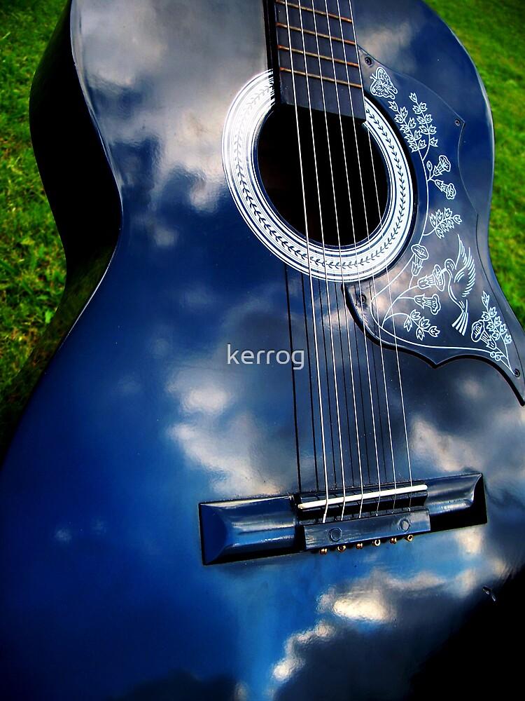 Blue Sky by Kerryn Rogers