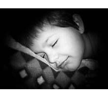 Dreaming of sugar plums Photographic Print