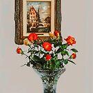 ART & FLOWERS by heatherfriedman